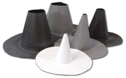 Closed Conical Cones