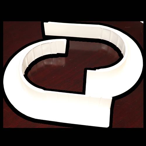 Molded Sealant Pocket