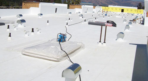 PVC Roofing Systems